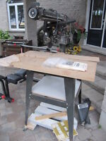 Craftsman 10`Radial Arm Saw