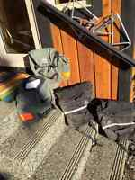 panniers for touring bike