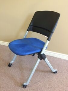 High Quality Chair with Flip-Up Seat  - Ideal for Compact Spaces