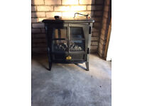 electric stove with remote control
