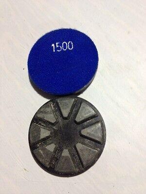 9 3 1500 Grit Concrete Polishing Resin Diamond