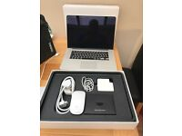 "Apple Macbook Pro 15.4"" i7 2.5Ghz 512GB Flash SDD 16GB RAM - Plus Extras"