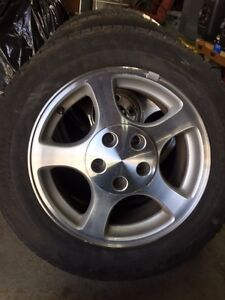 FORD MUSTANG RIMS & TIRES