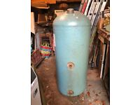 Hercal Boiler Hot Water Cylinder Tank