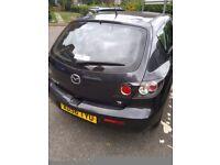 Mazda 3 FULL MOT until Aug2019