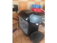 Bosch Tassimo Vivy Hot Drinks and Coffee Machine, 1300 W - Black