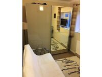 Furnished double room available now