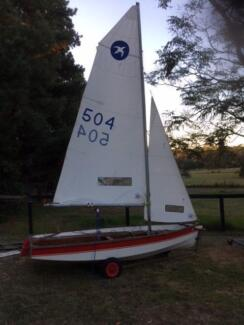 Sailing boat Pacer Dinghy for sale