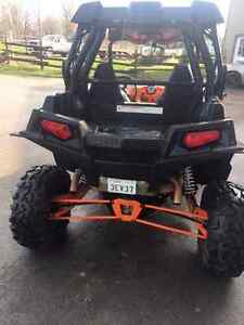 2013 RZR 900 XP  LOADED SIDE BY SIDE London Ontario image 5