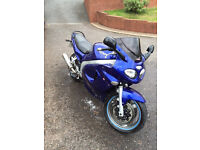 Triumph Sprint 995i for sale . Very good condition . Low mileage . Good history .