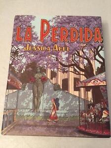 La Perdida by Jessica Abel (Hardcover) - Graphic Novel - $8