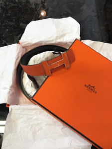 Hermes Reversible Belt with Collector Buckle
