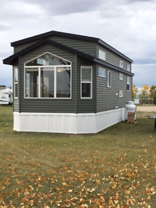 Park Model Homes and RV's