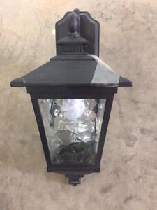 Exterior LED Light Fixture