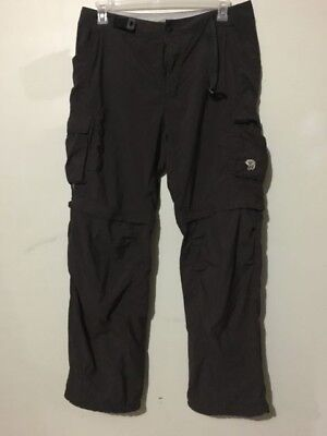 Mountain Hard Wear SIZE L Men Outdoor Hiking Camping Comfy Pant