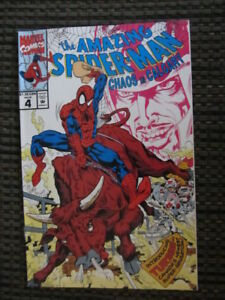 Two Spiderman Comics -Excellent condition $5.00 each