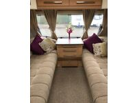 2011 Elddis Avante Fusion 462 - Large two berth immaculate condition, one owner since new