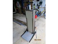 Portable Motor-lifting Step for Caravan/Motorhome.