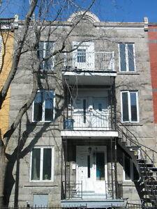 PLATEAU (Parc Lafontaine) - 3½ - 3447 rue Cartier