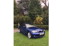 BMW 120D LE MANS BLUE (3DOOR MSPORT)
