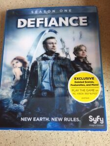 Defiance Season 1 Blu-Ray
