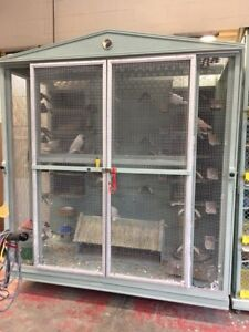 Bird house pigeon cage large