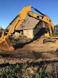 Cat 324 DLC Excavator Regina Regina Area image 6