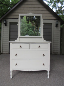 """ANTIQUE DRESSER  """"YOURS TO RESTYLE"""""""