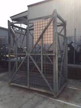 Galvanised Walk In Cage Dural Hornsby Area Preview
