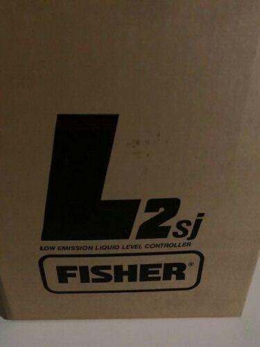 FISHER TYPE L2sj LOW EMISSION LIQUID LEVEL CONTROLLER