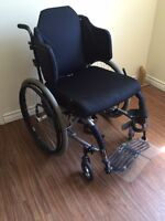 TiLite wheel chair