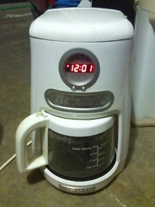 KitchenAid 10 Cup Programmable Coffee maker