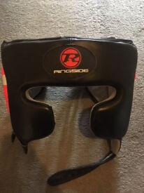 Pro boxing head guard - Ringside Alpha series super pro