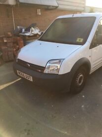 cheap run around £1150 ford transit connect
