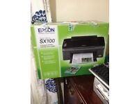 Epson Three in one Printer, Scanner and Photocopier