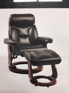 New Benchmaster Stress Free recliner with ottoman