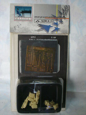 AIRES 1/48 4051 KM1 SOVIET EJECTION SEAT