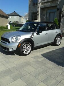 2014 MINI Cooper S Countryman VUS