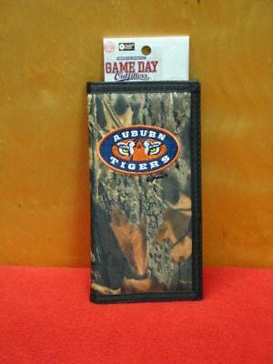 Auburn Tigers Cover (AUBURN TIGERS CAMOUFLAGE CHECKBOOK)