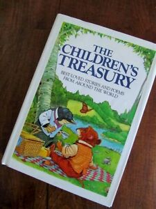The CHILDREN'S TREASURY Best Loved Stories from around the Worl