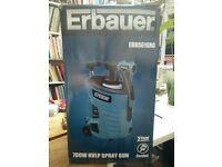 Erbauer 700W HVLP Spray Gun ERB561SRG.