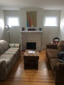 June- August, 1 or 2 bedroom for rent/sublet, South End Halifax