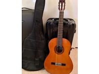 Good condition Vintage Classic nylon guitar with its transport/protection bag - £40 ONO