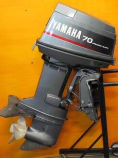 WRECKING Parts 70hp Yamaha 1992 Outboard North Boambee Valley Coffs Harbour City Preview