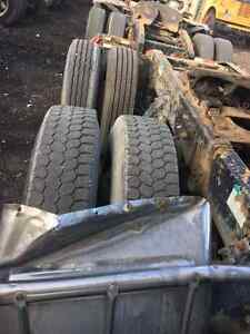 1999 FREIGHTLINER FL-112 *PARTING OUT* Williams Lake Cariboo Area image 3