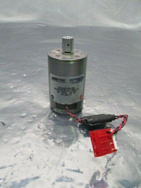Pittman 9234E318-R4 Servo Motor, Asyst 9700-6191-01, 24VDC, Ametek, 100473