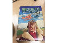 Biggles Air Detective Hardcover Book