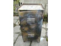 metal machinists / engineers cabinet