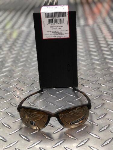Oakley Unstoppable OO9191-1465 Sunglasses - Matte Brown Tortoise