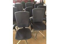 OFFICE FURNITURE CHAIRS & DRAWERS TO CLEAR